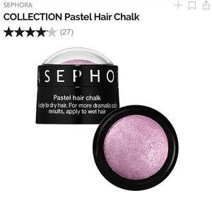 🎉HP🎉NWT Sephora Pastel Hair Chalk